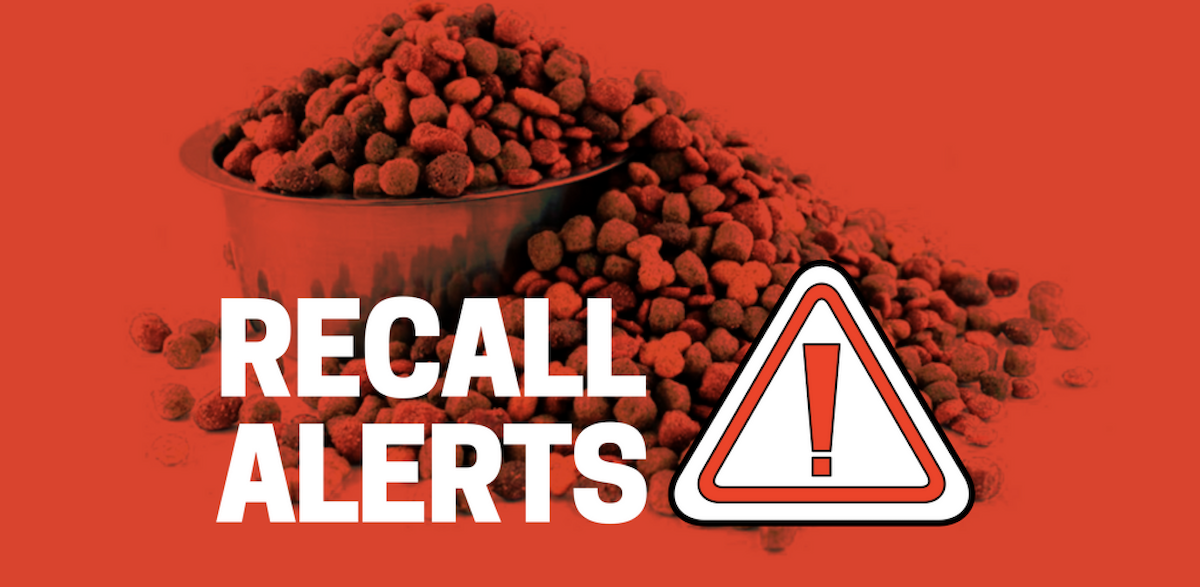 cat food recalls is your brand on the list