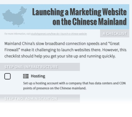 Launch a Chinese Website: Step-by-Step Checklist (w