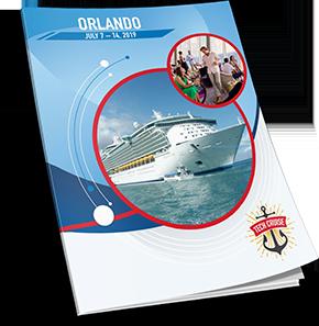 Harmony of the Seas: Tech Cruise 2019 · Orlando, FL · July 7